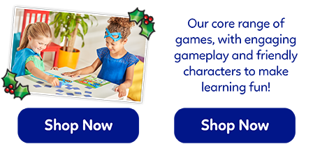 Orchard Toys' fun games make the perfect educational gifts! Shop the range for 2-5 year olds here.