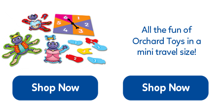 A collection of fun mini games, perfect as kids stocking fillers or travel games.