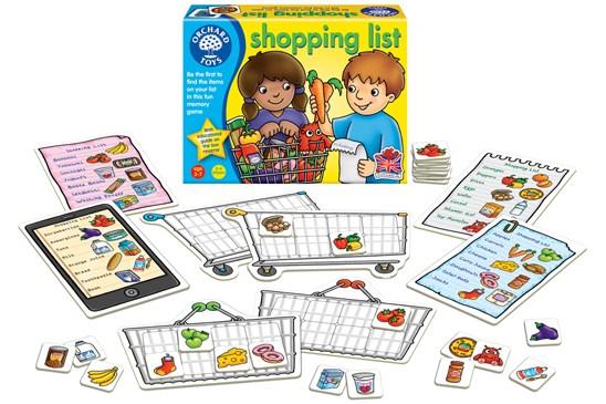 Shopping List Amazon Top 3 Bestseller