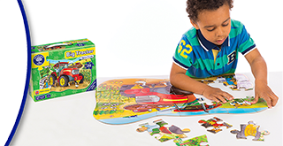Jigsaws for 2-5 Year Olds