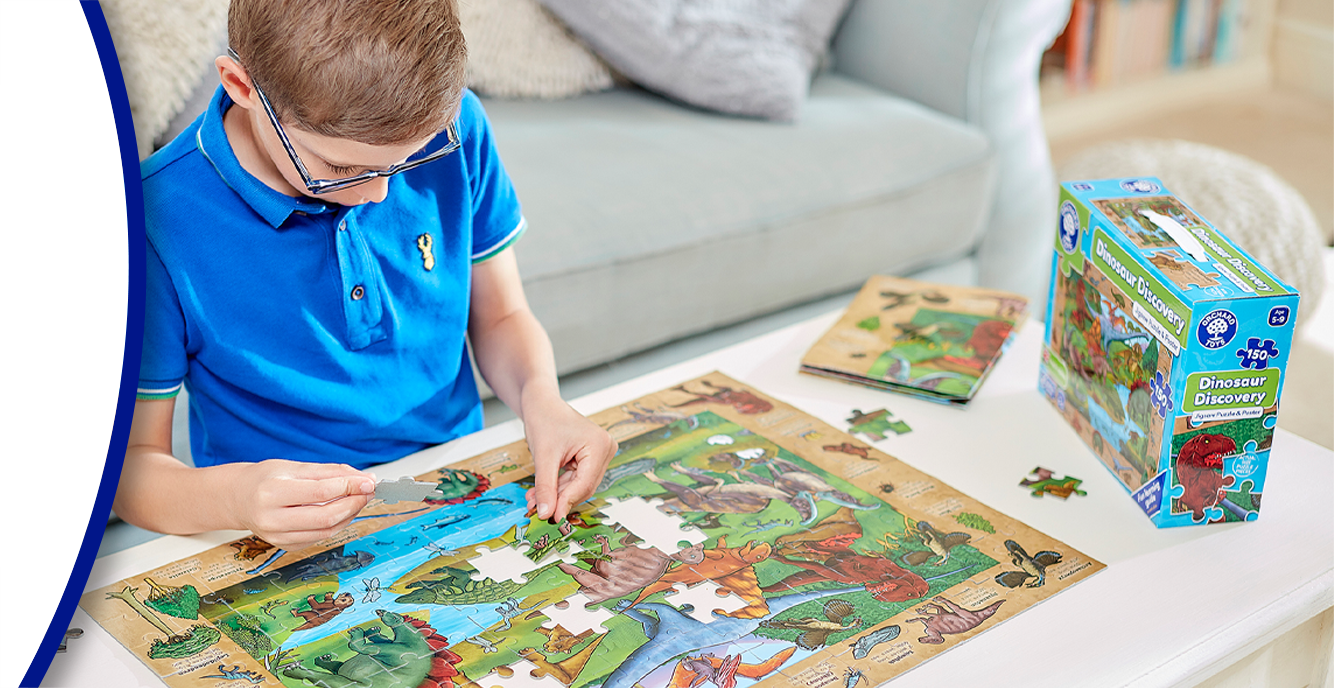 Jigsaw Puzzles for 5 and Over