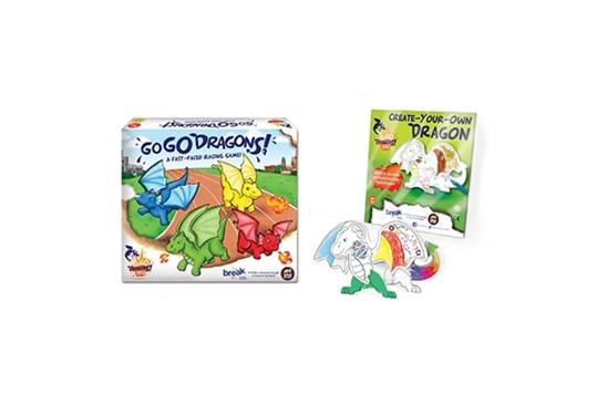Orchard Toys Go Go Dragons