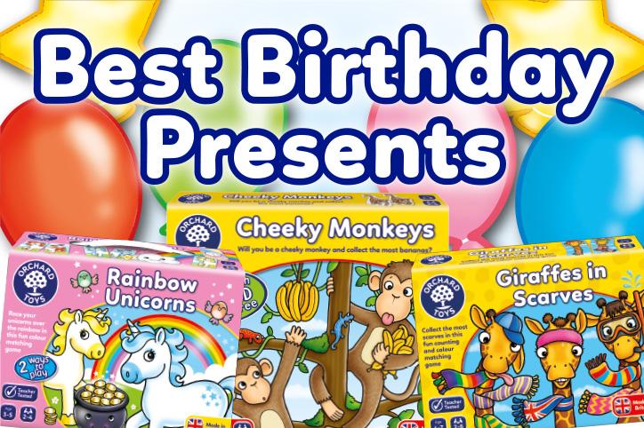 Best Birthday Presents
