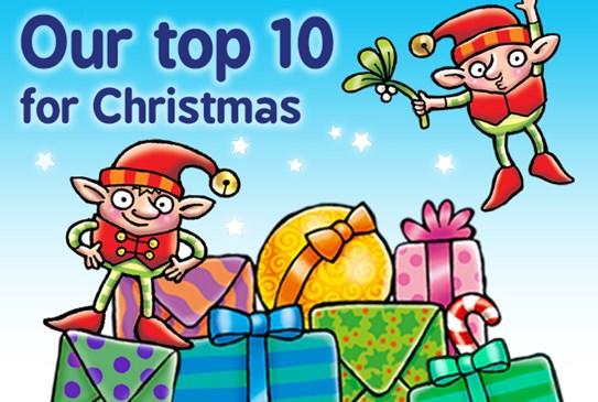 Christmas Top 10 2015