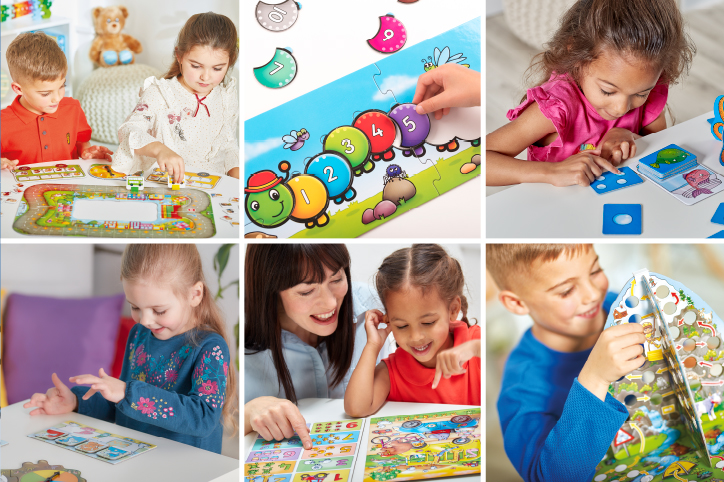 Top Counting Games for Kids