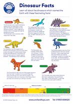 Dinosaur Facts 3