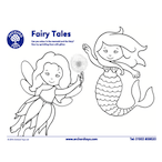 Fairy Tales Colouring