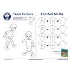 Football Game Activity Sheet