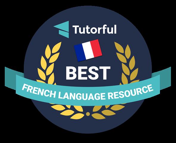 Tutorful French Language Award - Orchard Toys