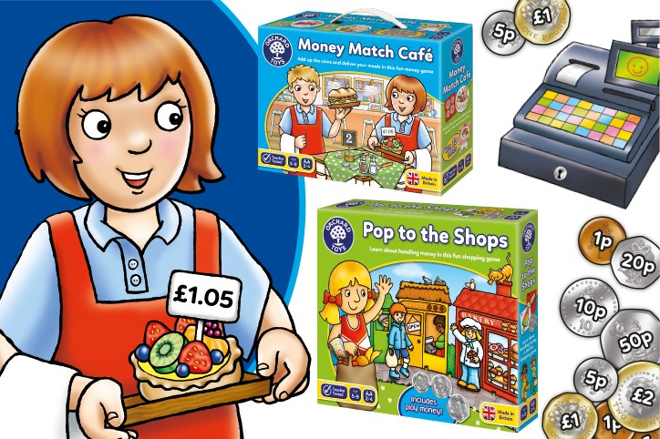 Global Money Week Orchard Toys