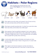 Habitats - Polar Regions