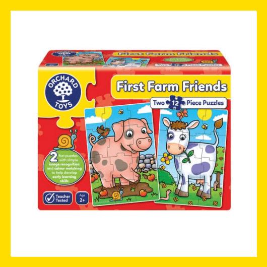 First Farm Friends