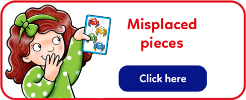 Misplaced Pieces