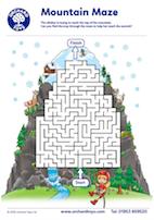 Mountain Maze
