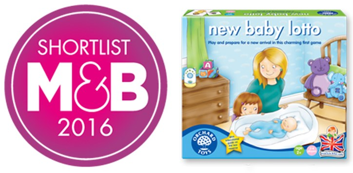 Mother and Baby Award Orchard Toys