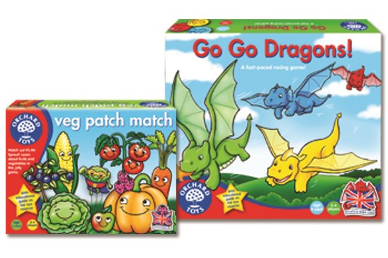 Orchard Toys New Products Spring 2015