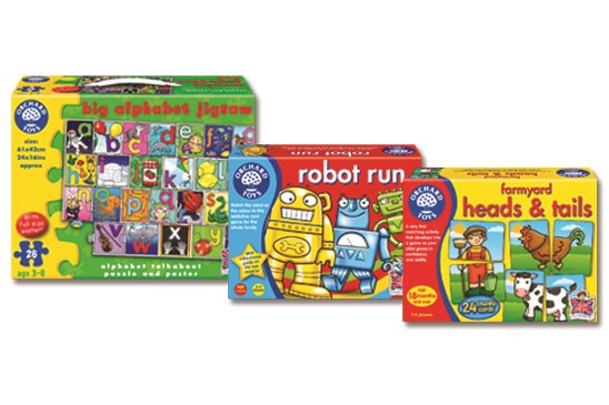 Orchard Toys New Products August 2015