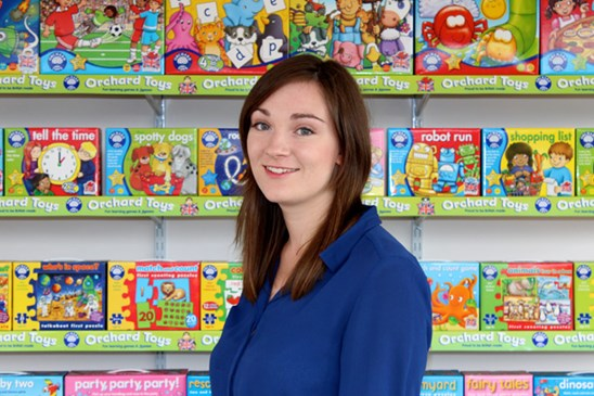 Orchard Toys - New Marketing Assistant