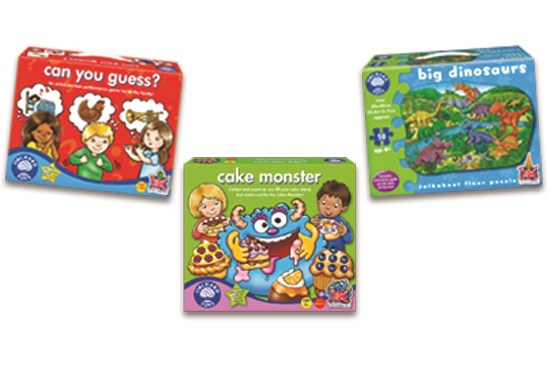 Orchard Toys New Products Autumn 2014