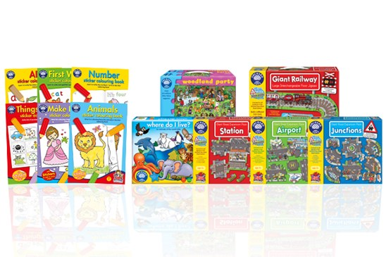 Orchard Toys New Products January 2016