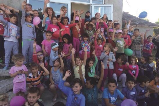 Romania Donation Orchard Toys