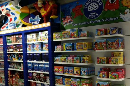 The Toy Store Oxford Street