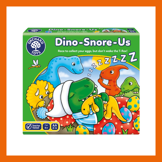 Dino-Snore-Us Game