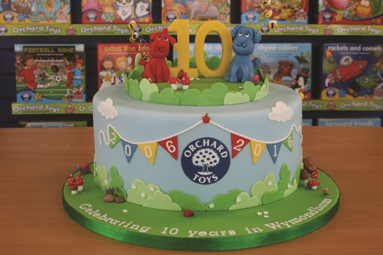 Orchard Toys 10th Anniversary Norfolk