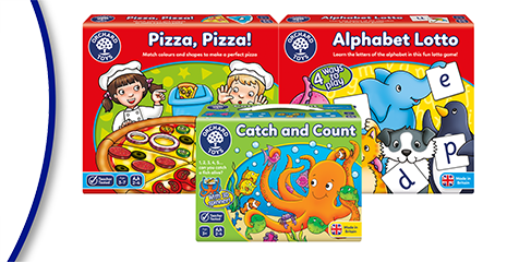 Preschool Home Learning Pack
