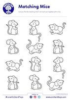 Matching Mice