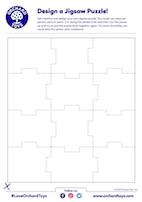 Design a Jigsaw Puzzle