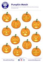 Pumpkin Match