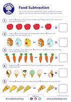 Food Subtraction
