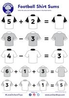 Football Shirt Sum