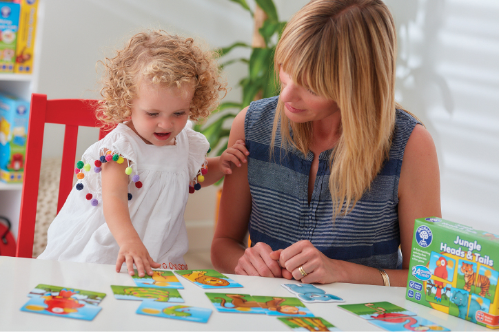 Skills Your 2 Year Old Will Develop