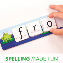 Spelling Made Fun 1