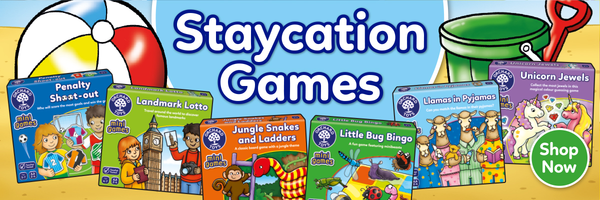 Staycation Games