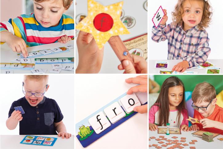 Top Literacy Games