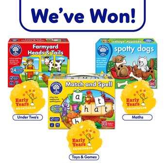 Orchard Toys Early Years Excellence Awards