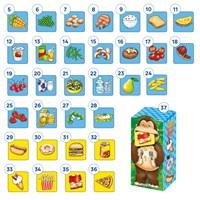 Greedy Gorilla Game Misplaced Pieces