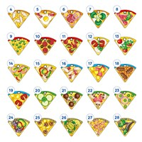 Pizza, Pizza Game Misplaced Pieces