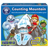 Counting Mountain Board Game - Orchard Toys