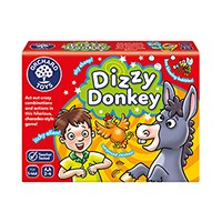 Dizzy Donkey Game