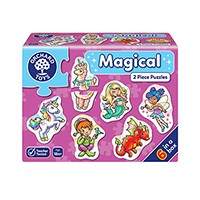 Magical Jigsaw Puzzle   Orchard Toys