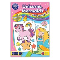 Unicorns, Mermaids and More | With Stickers