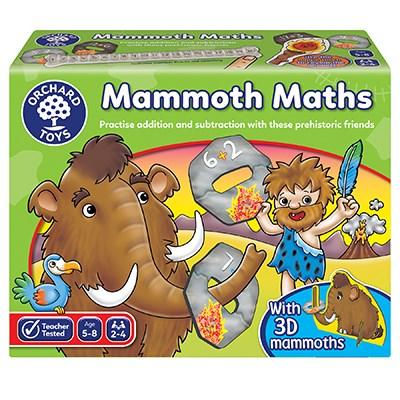 Mammoth Maths Game