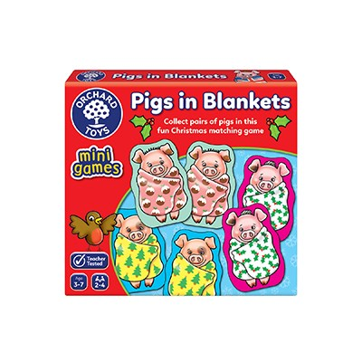 Pigs in Blankets Mini Game