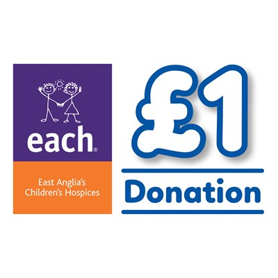£1 EACH Donation