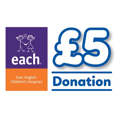 £5 EACH Donation