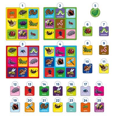 Little Bug Bingo Mini Game Misplaced Pieces